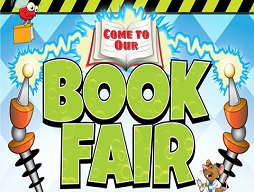 Book Fair Character Dress Up Day - Friday 21 October